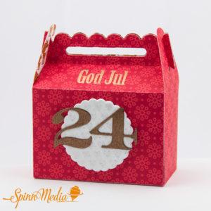 Gaveboks til julekalender