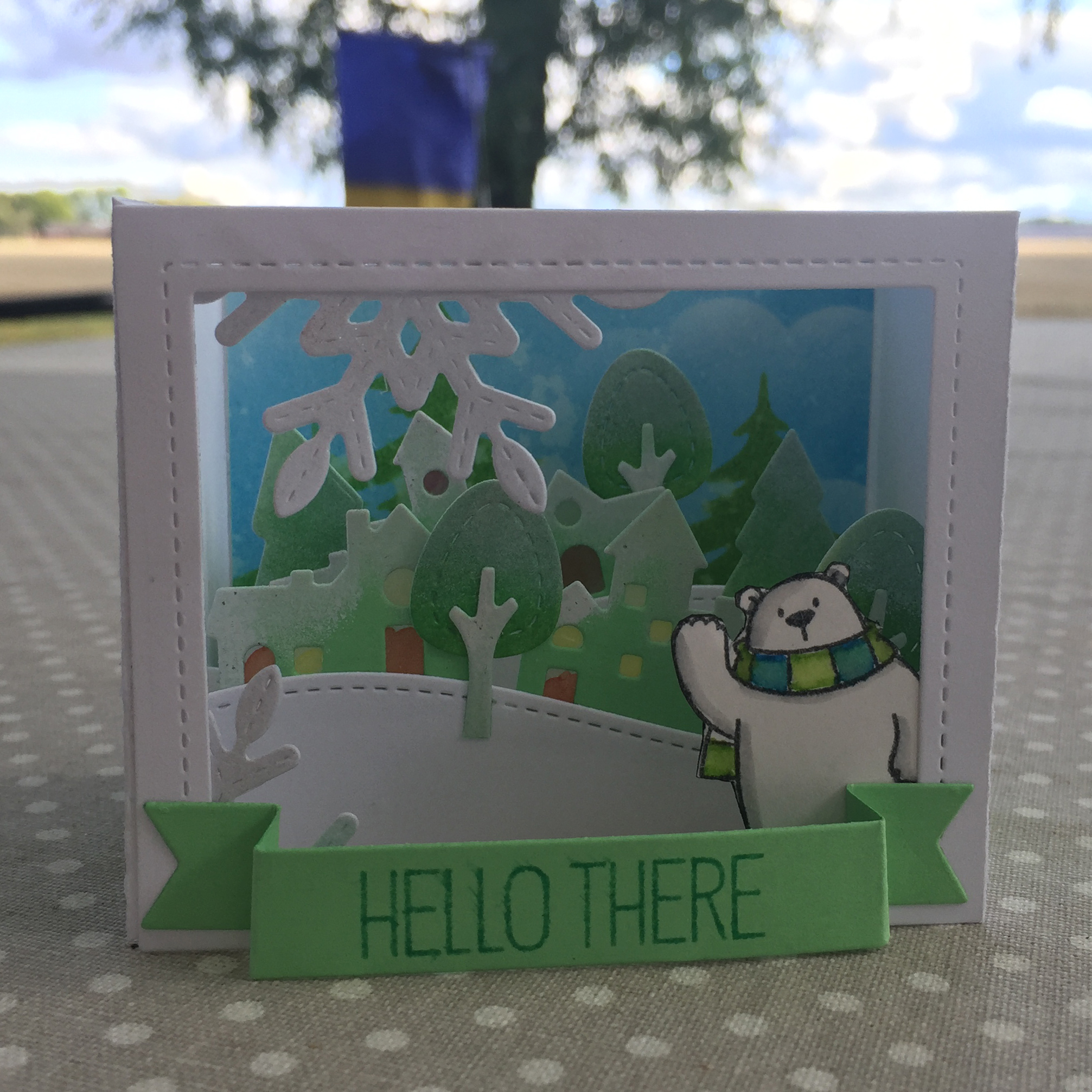 Shadowbox - hello there