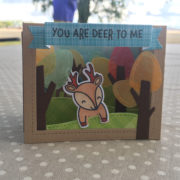 Shadowbox - You are deer to me