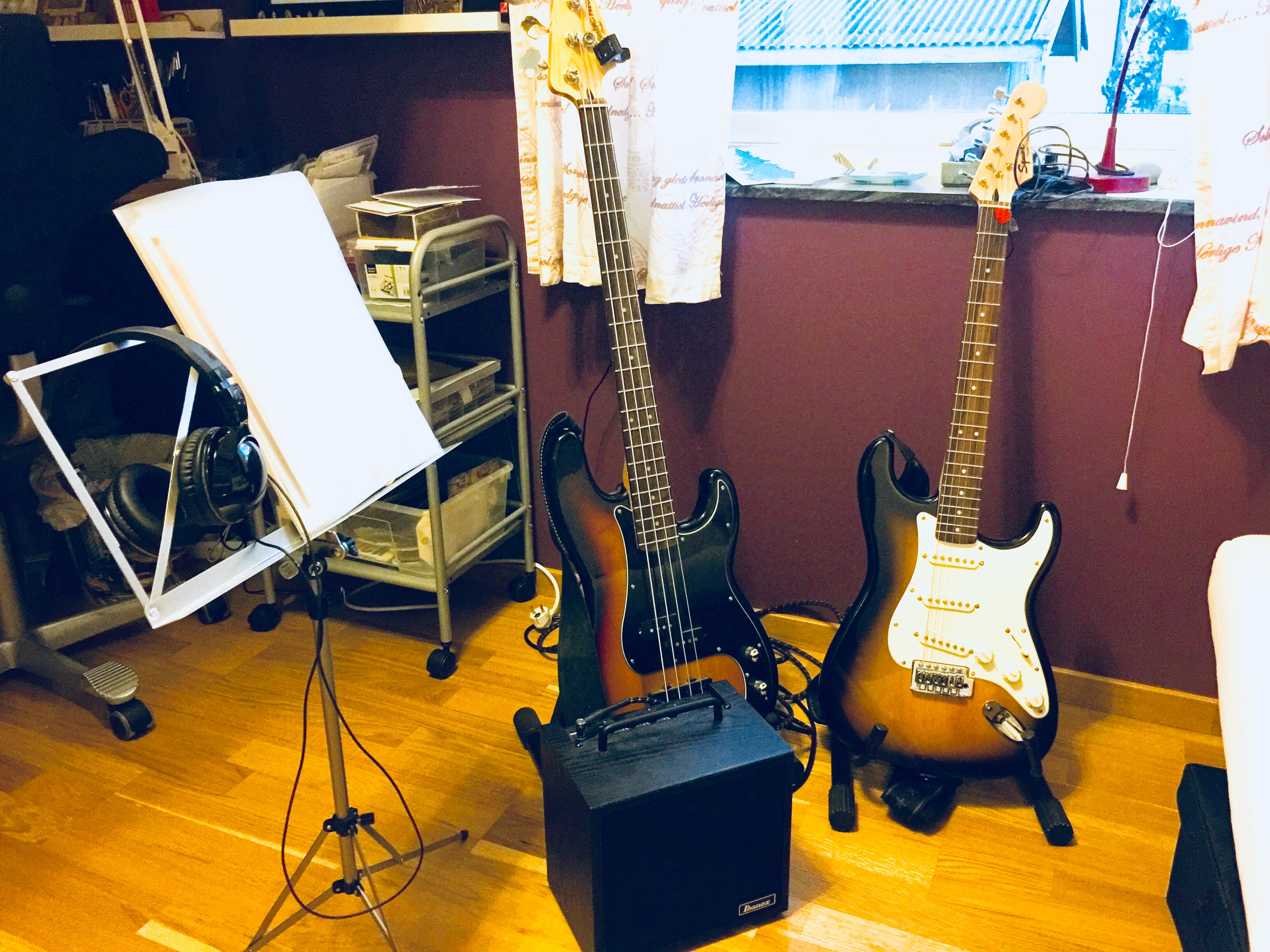 Squier gitarer
